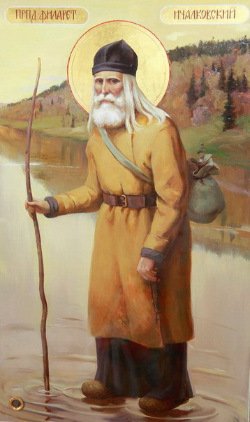 Служба преподобному и богоносному отцу нашему  Филарету, Ичалковскому чудотворцу