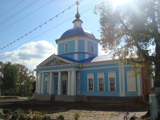 Сайт благочиния ичалковского района