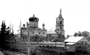 церковь в 60-е годы