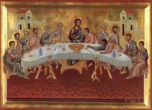 Таинство Святого Причащения