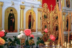 Наружное и внутреннее устройство христианского православного храма