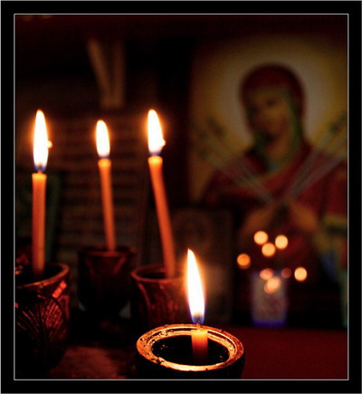 Поучение в Прощенное воскресенье архимандрита Иоанна (Крестьянкина)