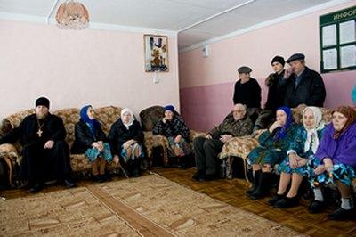 «Октябрьский дом – интернат для престарелых и инвалидов»