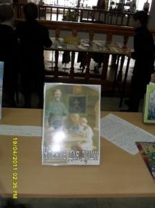 Ученики воскресной школы посетили районную детскую библиотеку