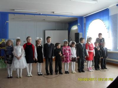 Ученики воскресной школы прихода Рождества Пресвятой Богородицы показали пасхальный спектакль