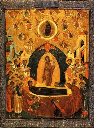 Успение Пренепорочной Владычицы нашей Богородицы и Приснодевы Марии