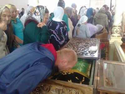 День памяти преподобного Филарета Ичалковского