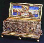 В Саранске 7-10 ноября будет находиться Пояс Пресвятой Богородицы , хранящийся в Ватопедском монастыре на Афоне
