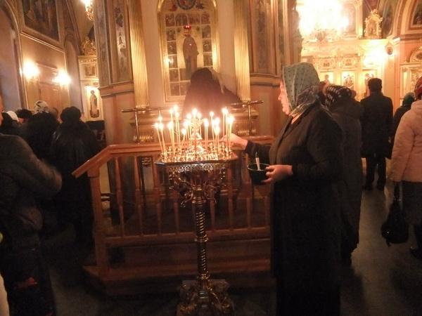 Паломническая поездка в Свято -Покровский монастырь