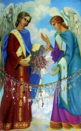 «Избавительница от бед» чудотворная икона Божией Матери.