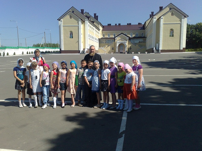 Поездка в Иоанно – Богословский Макаровский мужской монастырь