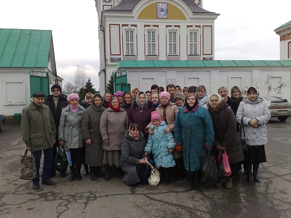 Паломническая поездка в Наровчат