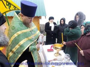 В Гуляево освящен источник в честь Живоначальной Троицы