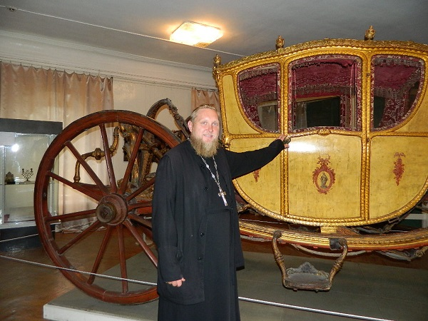 Паломническая  поездка  в г. Ярославль в Свято – Введенский Толгский женский монастырь