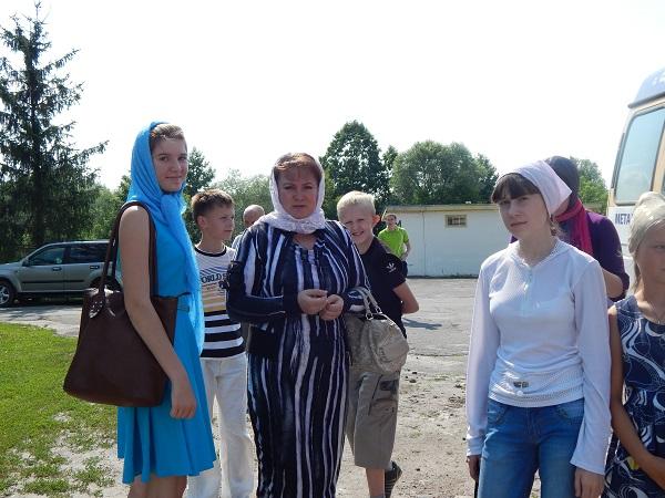 Паломническая поездка в Троице-Сканов  женский монастырь