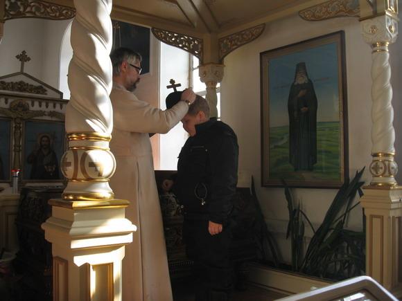 Ученики воскресной школы посетили храм Архангела Михаила в с. Ичалки