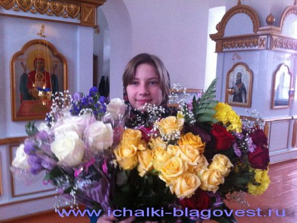 Акции «Поздравим с праздником», «Просветительская листовка» к празднику Казанской иконы Божией Матери
