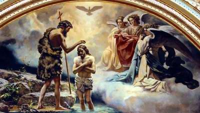 Крещение Господне в 2014 году – 19 января. Богоявление