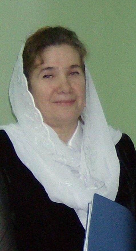 Грузкова Екатерина Ивановна