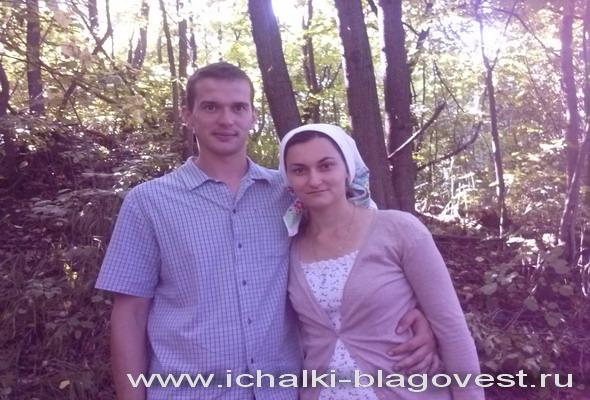 После проповеди протоиерея Виктора Хохлова.