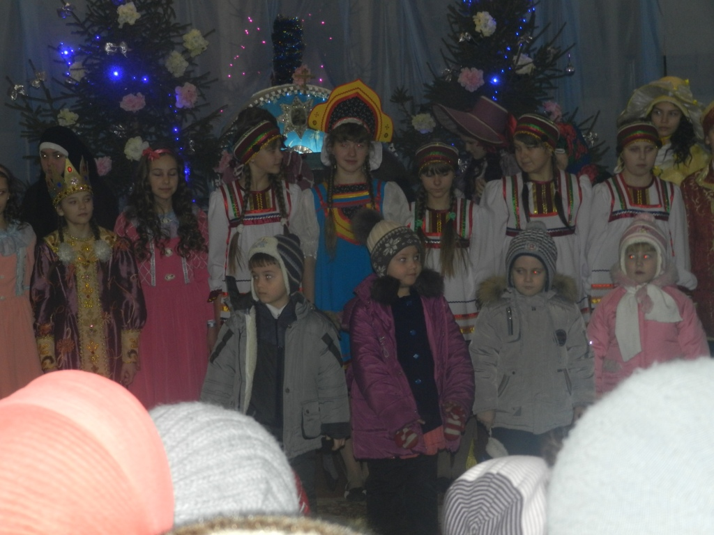 Рождество сценарий в воскресной школы