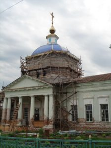 Храм Рождества Пресвятой Богородицы с. Кемля