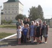 Паломническая поездка в Иоанно-Богословский мужской монастырь с.Макаровка Саранской Епархии