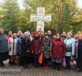 Мы не только совершили молитву, но и познакомились с историей Христианства.